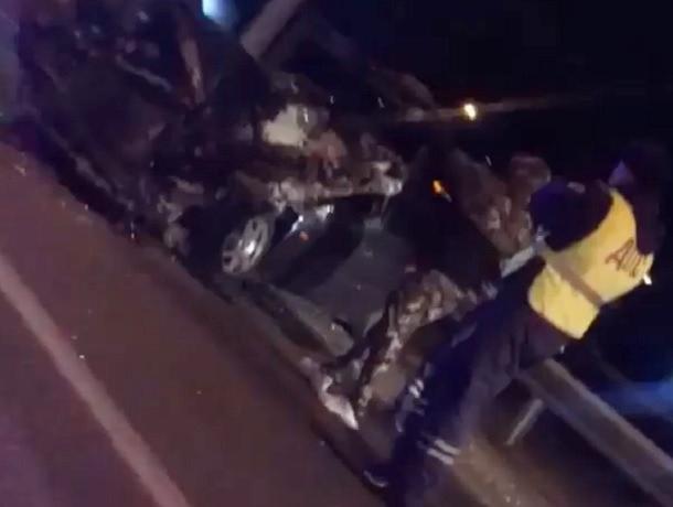 Страшная авария со смертельным исходом произошла в Ставрополе, - очевидцы