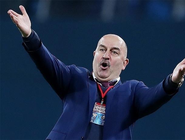 Черчесов вызвал в сборную двоих воспитанников ставропольского футбола