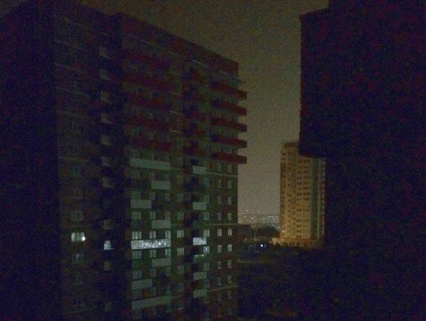 «Белый город» остался без света