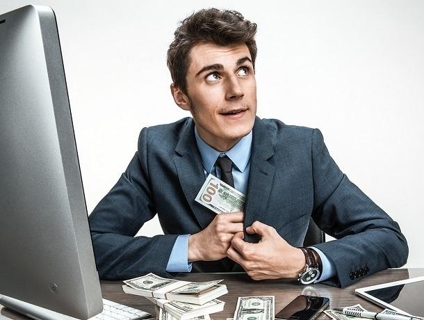 Больше миллиона рублей «прикарманил» ловкий торговый представитель на Ставрополье