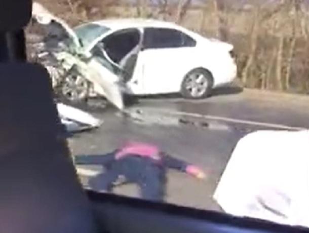 Депутат городской думы пострадал в страшном ДТП в Георгиевске, - очевидцы