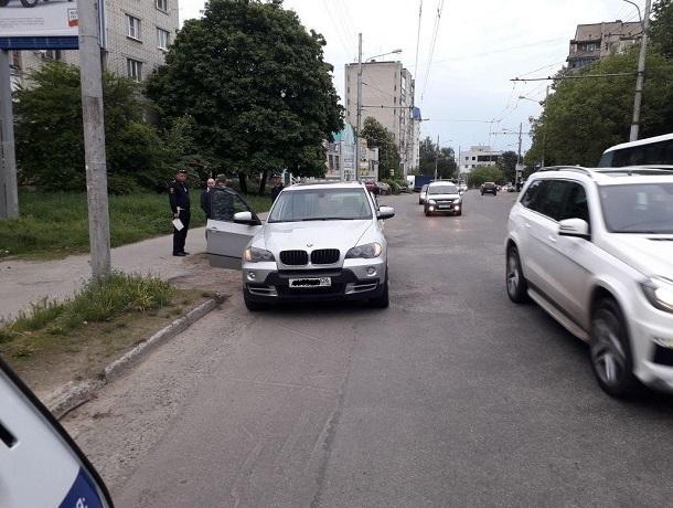 Элитный внедорожник сбил 10-летнюю девочку в Ставрополе