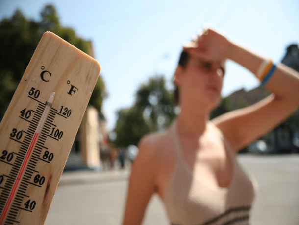В ближайшие дни в Ставрополе ожидается аномальная жара