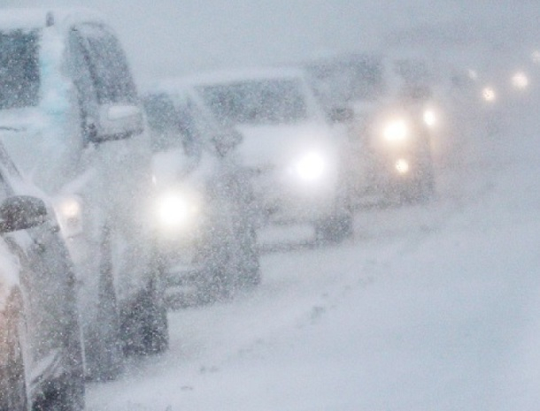 Ограничено движение автомобильного транспорта вАлександровском районе
