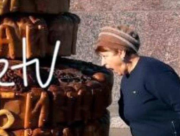 Новый мем ставропольского «супер каравая» захватывает Интернет