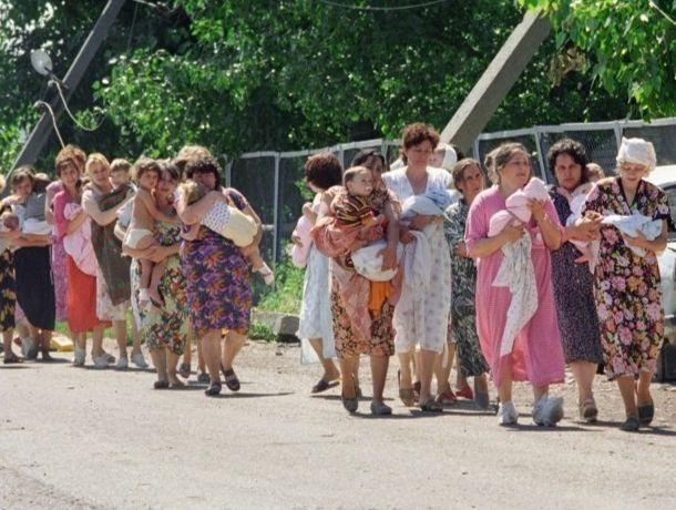 «Пусть будут живы»: воспоминания о трагедии в Буденновске