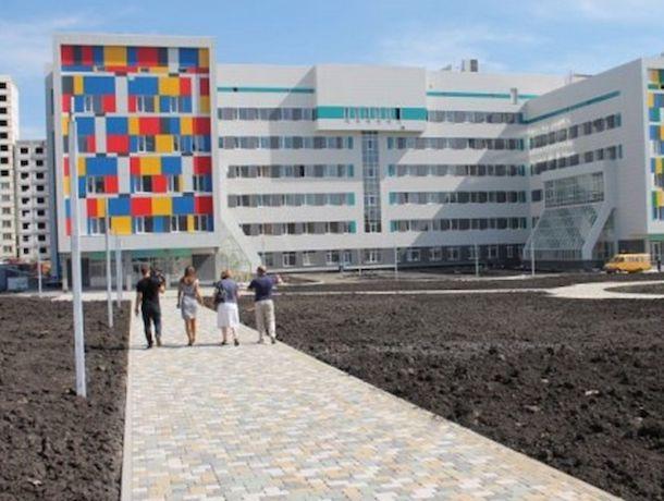 Зарядиться энергией от нового здания поликлиники предложил управленческой команде губернатор Ставрополья