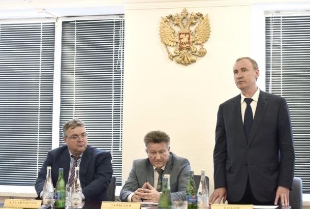 Константин Боков вступил в должность председателя Ставропольского краевого суда