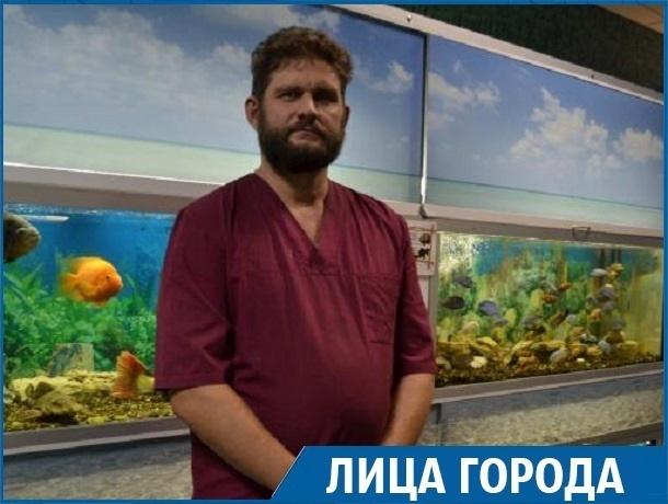«Человек может есть сочный стейк и любоваться рыбками»: ставропольский зоовед о любви к животным