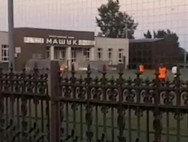 «Просим губернатора пустить детей на новое футбольное поле», - блогер из Железноводска