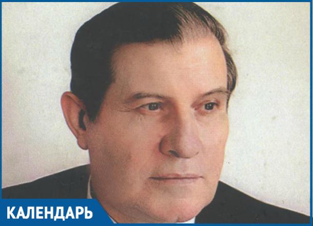 24 января родился ставропольский писатель Сергей Рыбалко