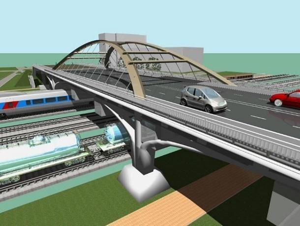 1,8 миллиарда рублей выделено на строительство нового путепровода в Невинномысске