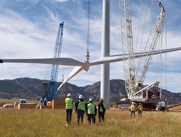 Деньги на ветер: на Ставрополье началось строительство парков альтернативной энергии