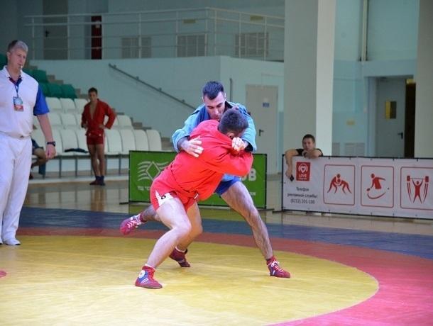 Ставропольские самбисты отметились на фестивале национальных боевых искусств