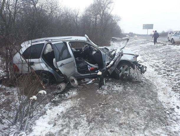 37-летняя женщина погибла в жестком ДТП в Невинномысске