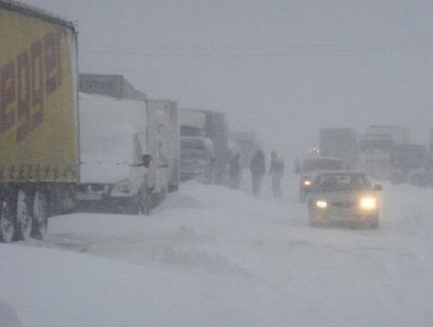 Движение авто  отНевинномысска всторону Ставрополя ограничено