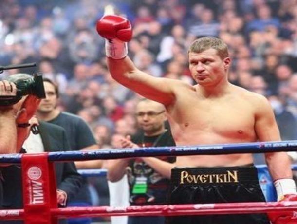 Сборы вКисловодске помогли Александру Поветкину триумфально вернуться вбокс