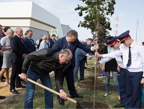 Масштабные празднества прошли в «Перспективном» от «ЮгСтройИнвест» в честь 240-летия Ставрополя