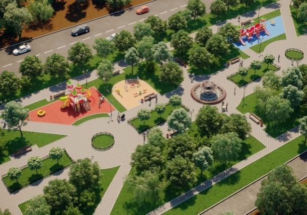 В Ставрополе в 2020 году благоустроят сразу 5 скверов