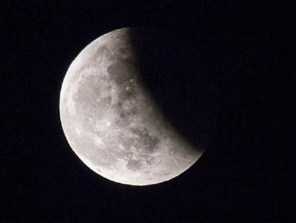 Ярославцы могут увидеть полное лунное затмение