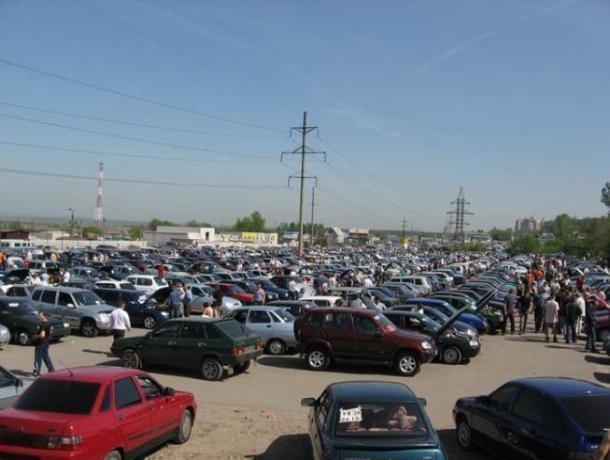 Ставрополье оказалось в Топ-14 регионов с самыми высокими продажами подержанных автомобилей
