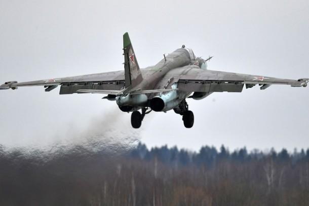 Стали известны имена пилотов, погибших при крушении Су-25