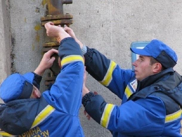 20 тыс. человек остались без газа наСтаврополье