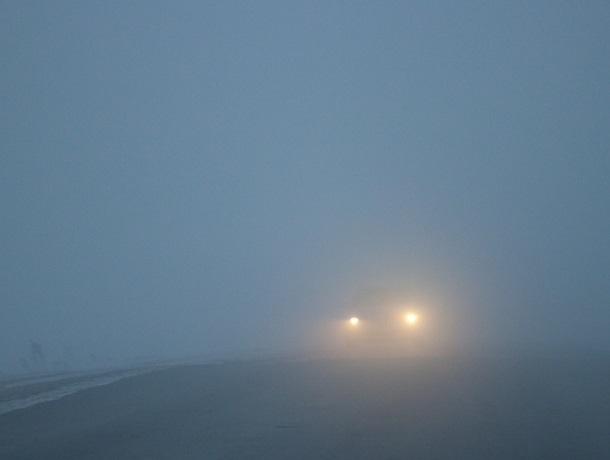 17ноября на дороги региона опустился густой туман— ГИБДД Ставрополья