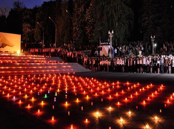 750 свечей загорится в знак памяти у мемориала «Вечной славы» 5 мая в Ставрополе