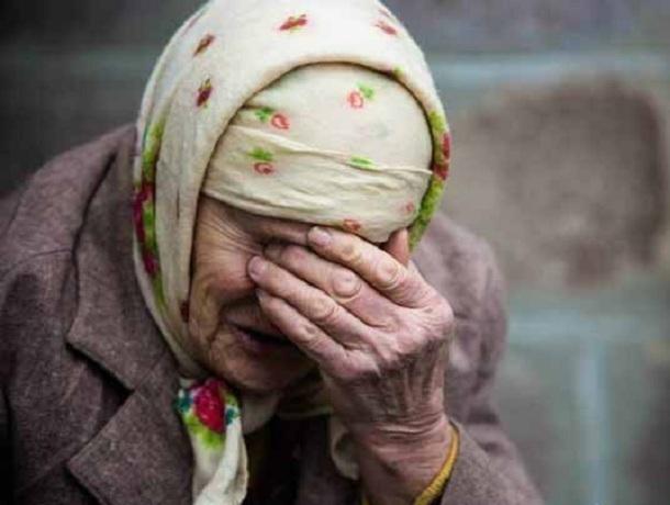 Вор-рецидивист среди бела дня нагло ограбил пенсионерку на Ставрополье