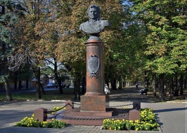 В Ставрополе бульвар Ермолова отмечает сразу три юбилея