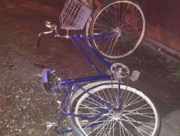 ВМинводах шофёр легковушки насмерть сбил велосипедиста