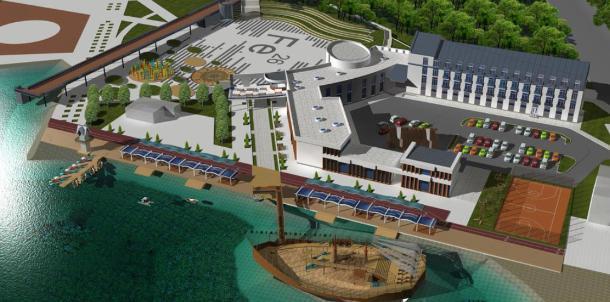 В Железноводске будет построена гостиница в стиле Hi-Tech