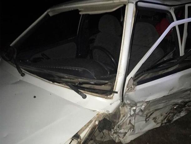 Дети пострадали в серьезном ДТП на трассе в Ставропольском крае