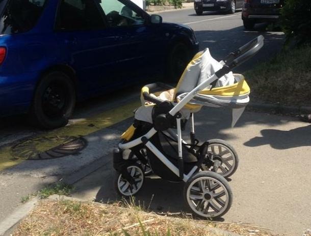 Женщину с коляской сбили на пешеходном переходе в Ставрополе