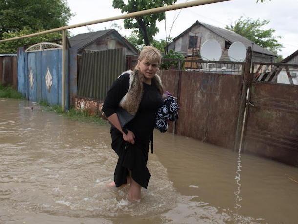 В первую пятерку самых паводкоопасных регионов страны входит Ставропольский край, где нет серьезных вложений в защиту от наводнений