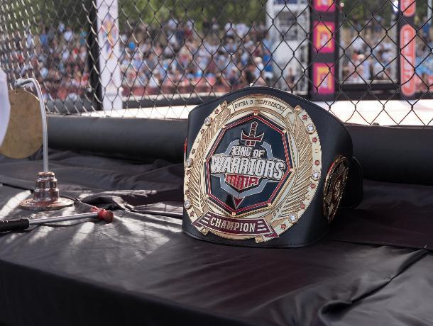 На ставропольском ринге сразились самые титулованные борцы со всего мира
