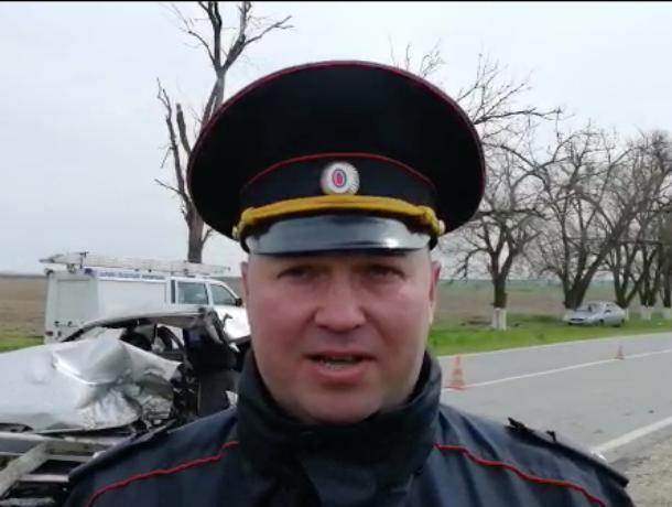 Ставропольская Госавтоинспекция прокомментировала ДТП со смертельным исходом
