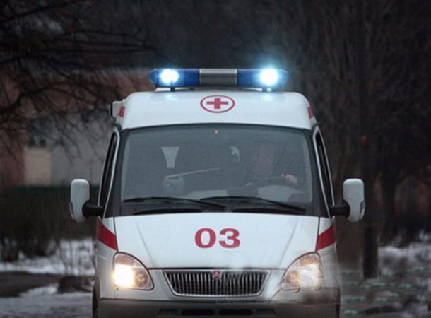 Несколько человек пострадали при столкновении «Гранты» и «Ниссана» в центре Кисловодска