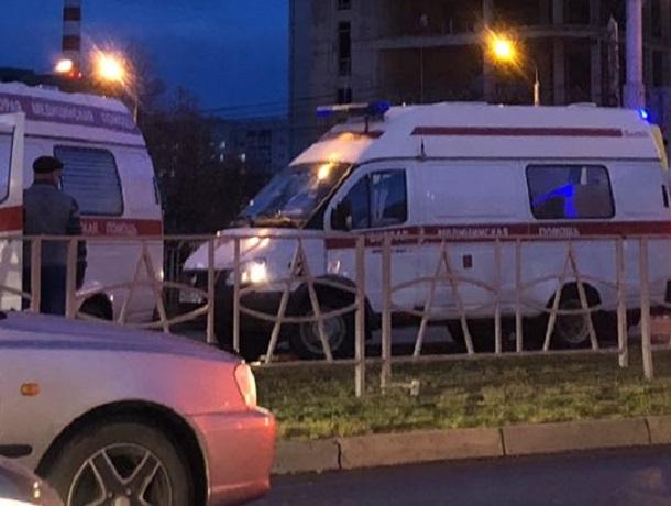 В Ставрополе на оживленной дороге сбили пешехода, - очевидцы