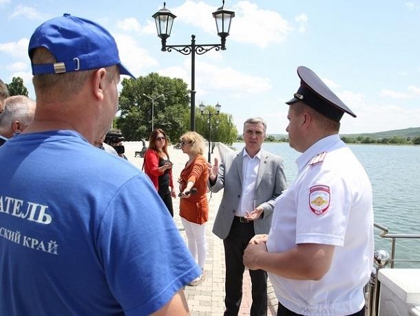 Администрация Пятигорска объявила о готовности к купальному сезону