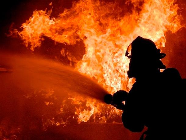Во время пожара в многоэтажке погибла женщина в Георгиевске
