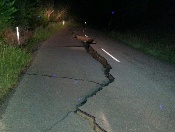 Ночное землетрясение взбудоражило жителей Ставрополя