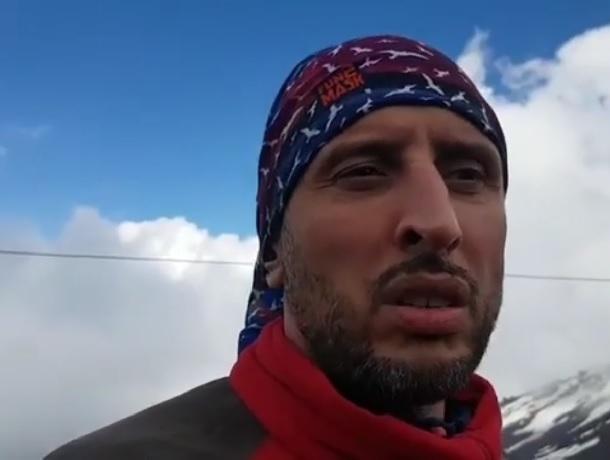 Ставропольская группа «Градусы» покорила Эльбрус и сняла приключения на видео