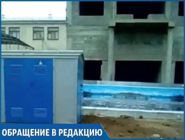 «Электроподстанцию поставили в 6 метрах от моего дома и считают это безопасным», - ессентучанка