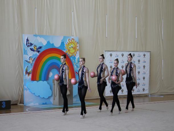 Лучшие гимнастки России выступили на соревнованиях в Кисловодске