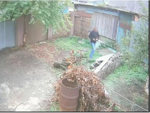 Пьяные ставропольчане украли из частного дома искусственную елку и яблоки