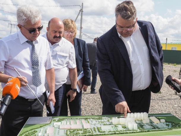На Ставрополье появится новый мясокомбинат