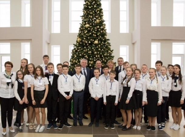 Новая школа начала работу в микрорайоне «Перспективный» в Ставрополе