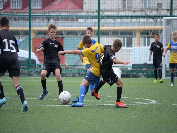 Стали известны результаты краевого этапа Всероссийских соревнований по футболу «Кожаный мяч»